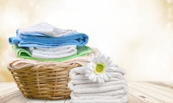 Frische Wäsche